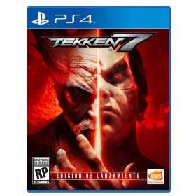 Videojuego PS4 Tekken 7
