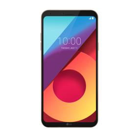 Celular Libre LG Q6 Prime SS 4G Dorado Rosa