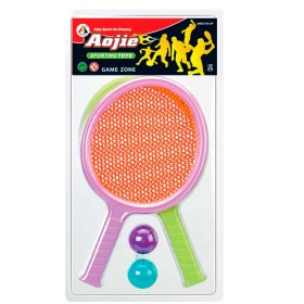AO JIE Set de Raquetas Tennis