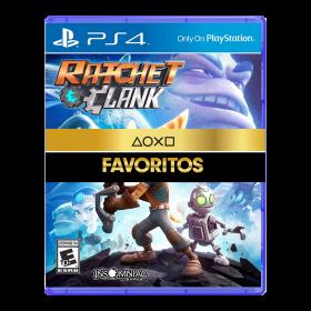 Videojuego PS4 Ratchet & Clank