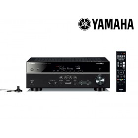 Amplificador YAMAHA RXV-581 Negro