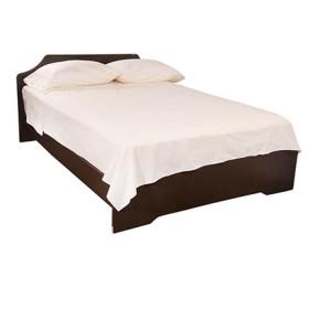 Juego de cama K-LINE Doble Sesgo Beige 144 hilos