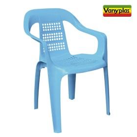 Silla Frescura VANYPLAS Azul Tropical 72563