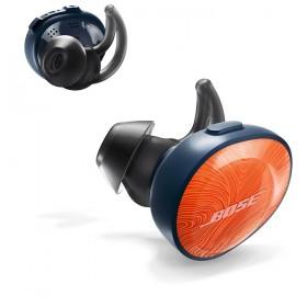 Audífonos Inalámbricos Bose SoundSport Free Naranja