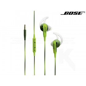 Audífonos BOSE SoundSport InEar iOS Energy Green II