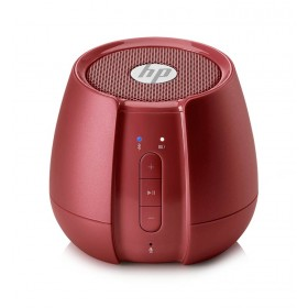 Parlante HP Bluetooth S6500 Rojo Metal