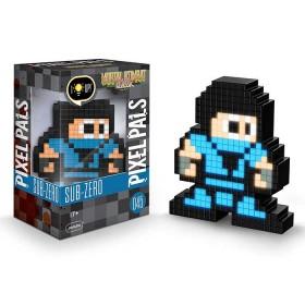 Pixel Pals Mortal K Subzero