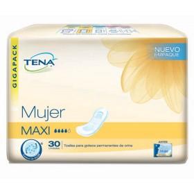 Toalla Incontinencia TENA Mujer Maxi x 30
