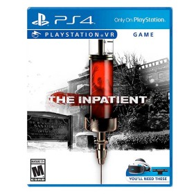 Videojuego PS4 VR The Inpatient