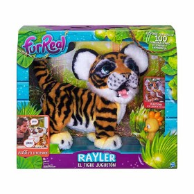 FUR REAL Mi tigre juguetón