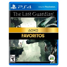 Videojuego PS4 The Last Guardian