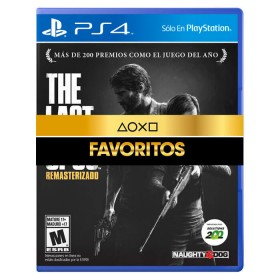 Videojuego The Last Of Us PS4