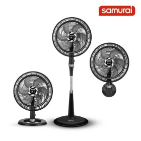 Ventilador SAMURAI 3 en 1 TS Extreme Negro