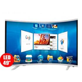 """Tv 49"""" 124cm HYUNDAI LED 495 Full HD Internet"""