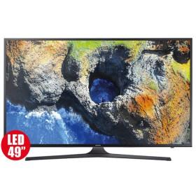 "Tv49"" 124cm Samsung 49MU6103 UHD Internet"