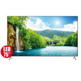 """Tv 75"""" 190cm SHARP LED 75N8000 UHD"""