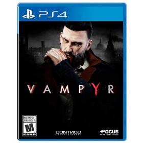 Videojuego PS4 Vampyr