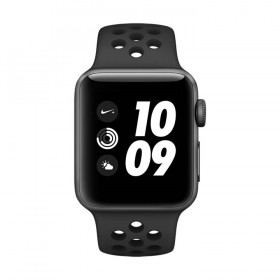 Apple Watch Nike S3 GPS 42M SpaceGray /B