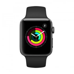 Apple Watch S3 GPS 42M SpaceGray/SportBlack