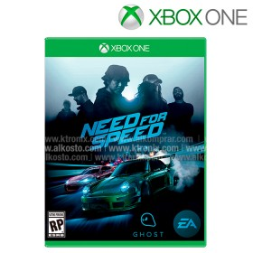 Videojuego XBOX ONE Need For Speed