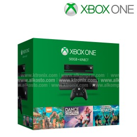 Consola XBOX ONE 500GB + 1 Control + Kinect + 3 Juegos