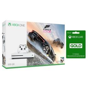 Consola XBOX ONE S 500GB + Forza Horizon 3 + 3 Meses XBOX Live-1