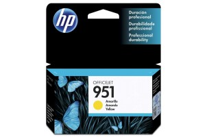 Tinta 951 HP Yellow Officejet