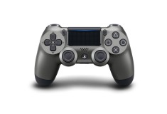 Control PS4 DS4 Negro Steel