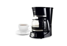 Cafetera Digital Programable 12 Tazas KALLEY Negro