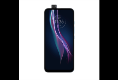 Celular MOTOROLA One Fusion Plus 128GB Azul - Blackout Cloud