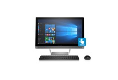 "PC All in One HP - 24-B213 - AMD A10 - 23.8"" Pulgadas - Disco Duro 1Tb - Gris"