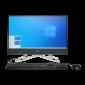 """All In One HP 22-dd0023la AMD Ryzen 5 22"""" Pulgadas 4 GB RAM Disco Híbrido 1TB HDD + 256GB SSD Negro"""