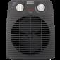 Calefactor de Ambiente SAMURAI Compact Power Negro