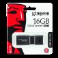 Memoria USB Traveler Kingston 16GB 3.0 - Negro