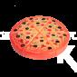 Set de Pizza 6 Porciones KITCHEN COLLECTION