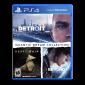 Juego PS4 Quantic Dream Collection