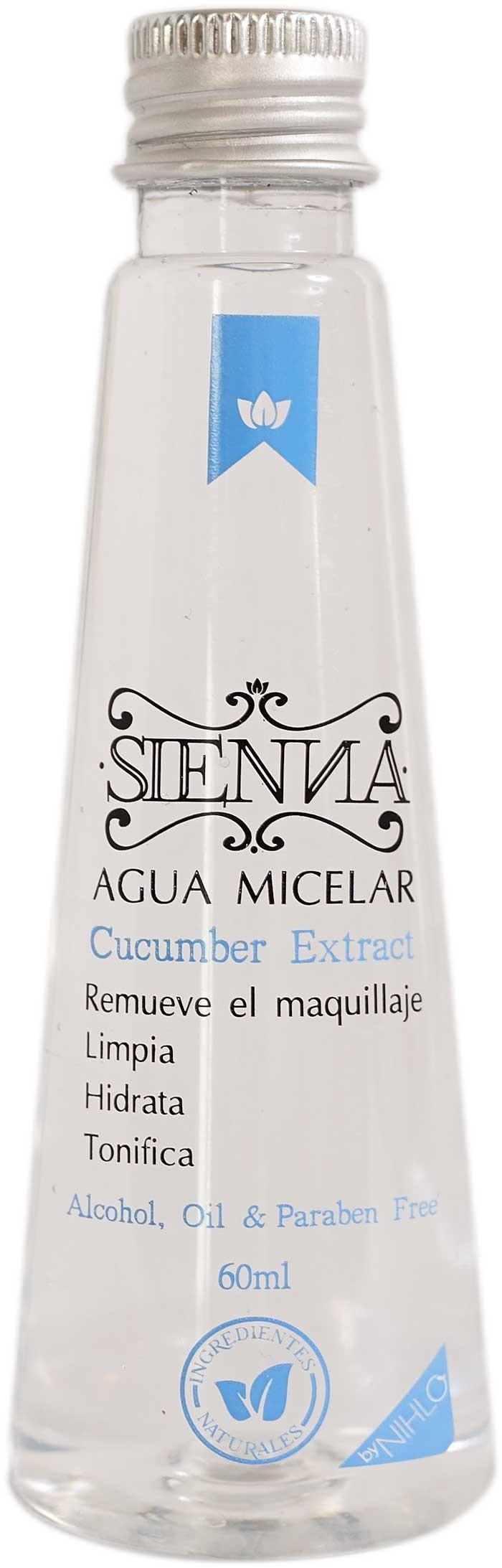 Agua Micelar 60Ml Sienna