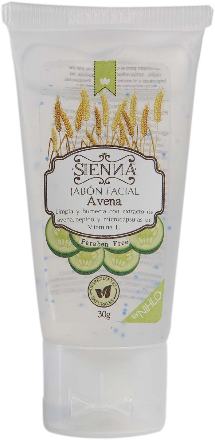 Jabón facial mini de 30 gr