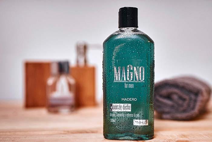 Jabón de ducha MADERO 300g