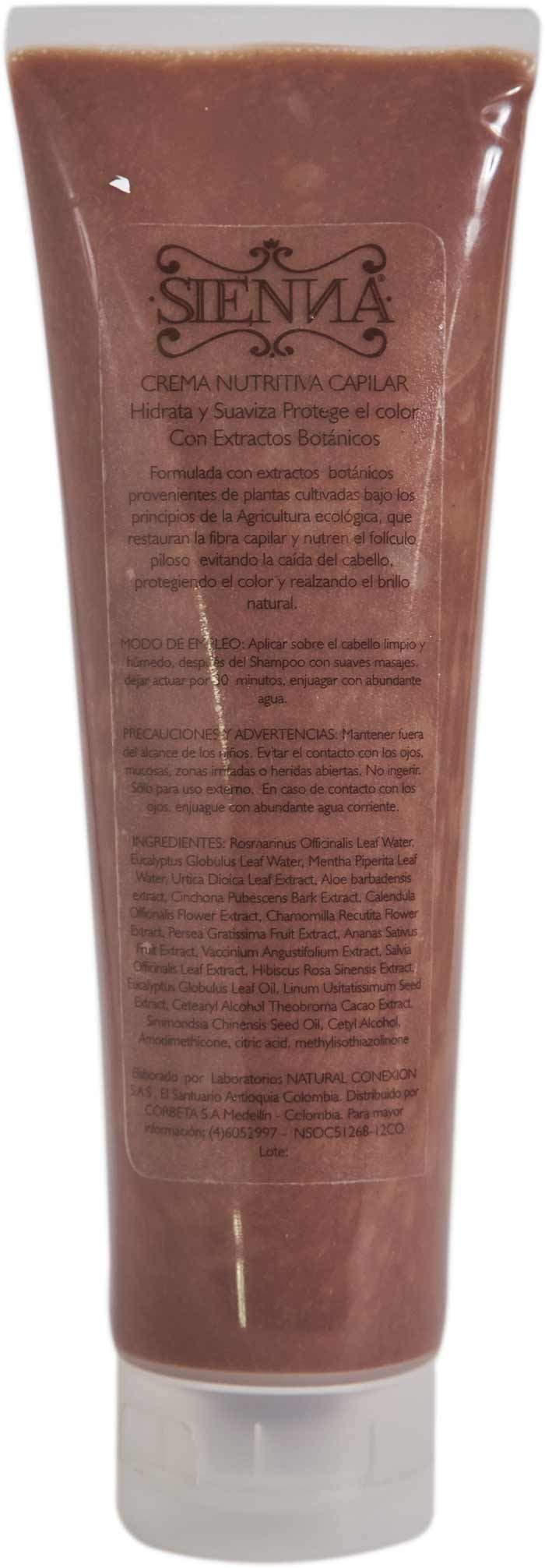 Crema Capilar Cacao Orgánico 280g