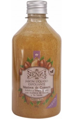 Jabón Exfoliante Cupuazú 375g