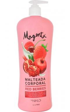 Malteada Corporal Red Berries 1lt
