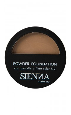 Polvo Compacto Sienna Makeup Caramel