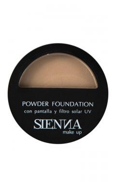 Polvo Compacto Sienna Makeup Nude