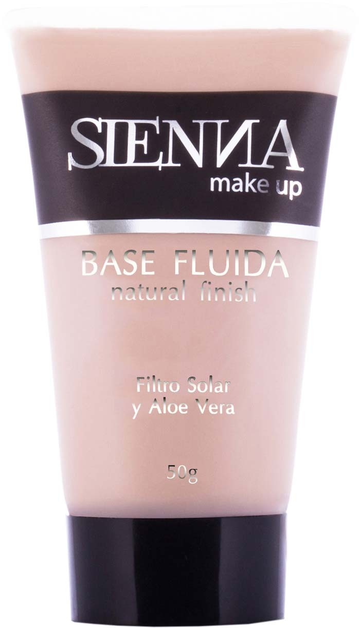Base Sienna Makeup Light 50g