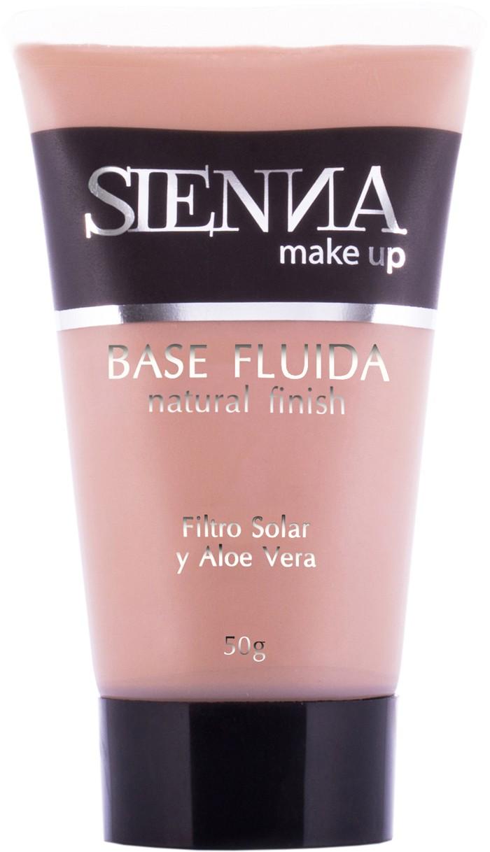 Base Sienna Makeup Beige 50g
