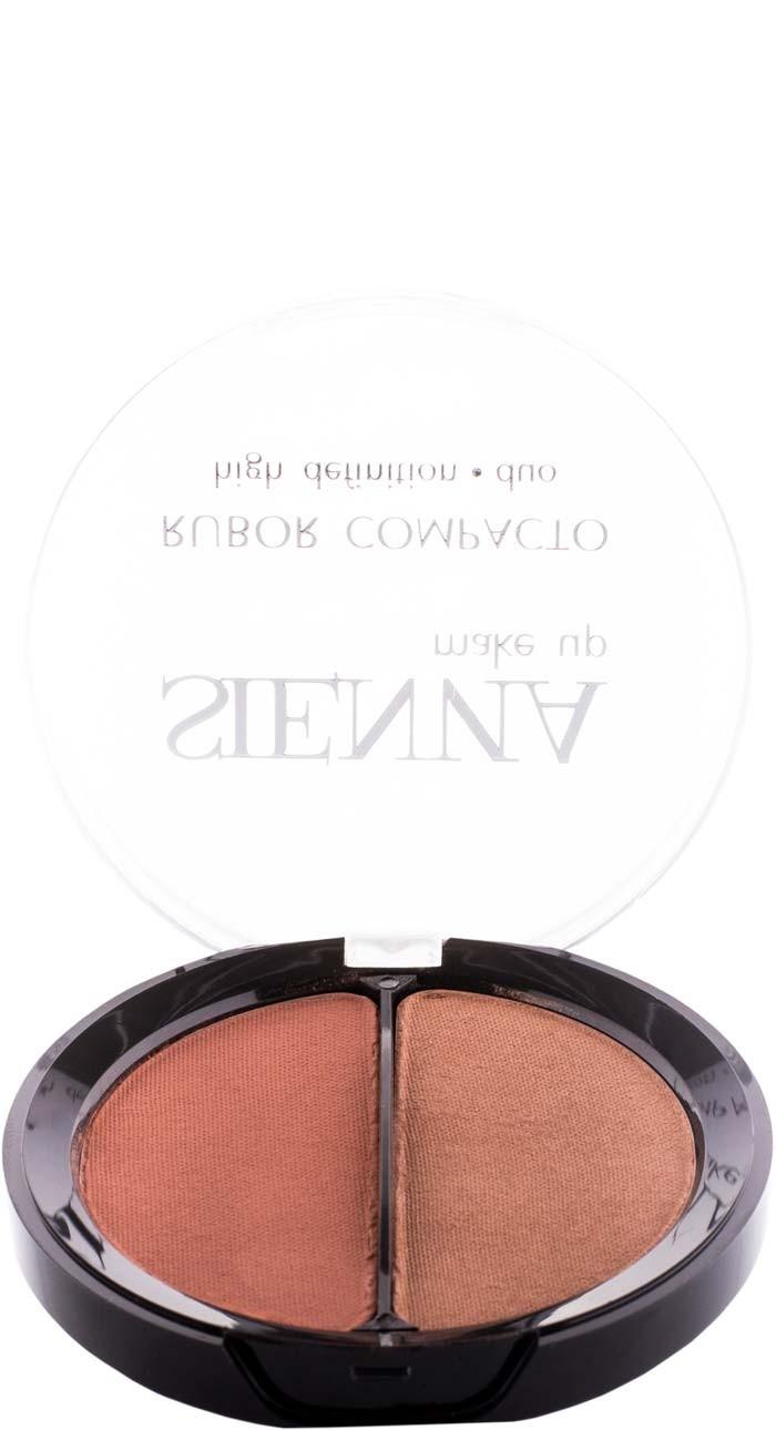 Rubor Duo Sienna Makeup Bronzer