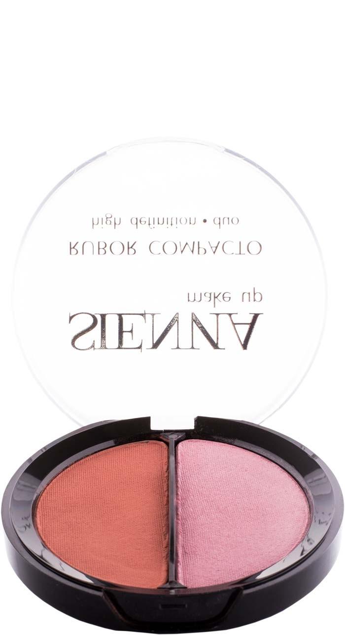 Rubor Duo Sienna Makeup Mauve