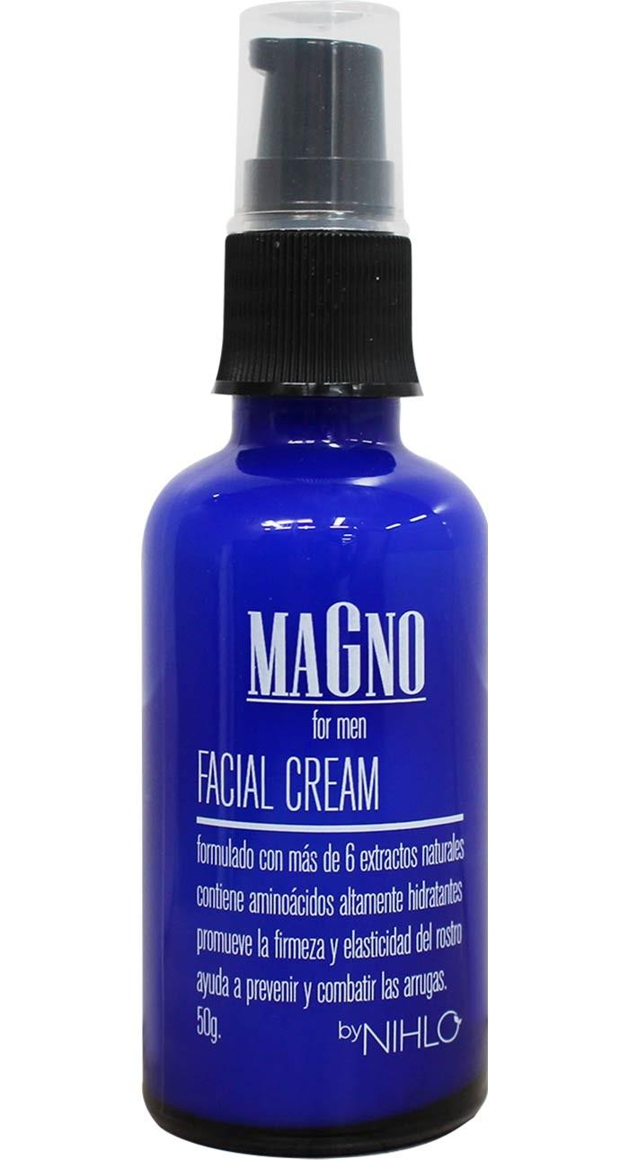 Crema gel Facial Magno 50g