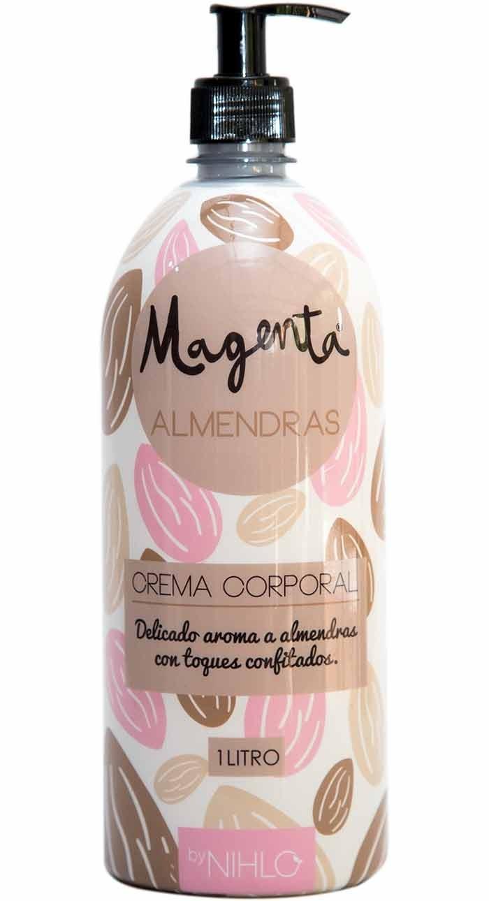 Crema Corporal 1 litro Almendras